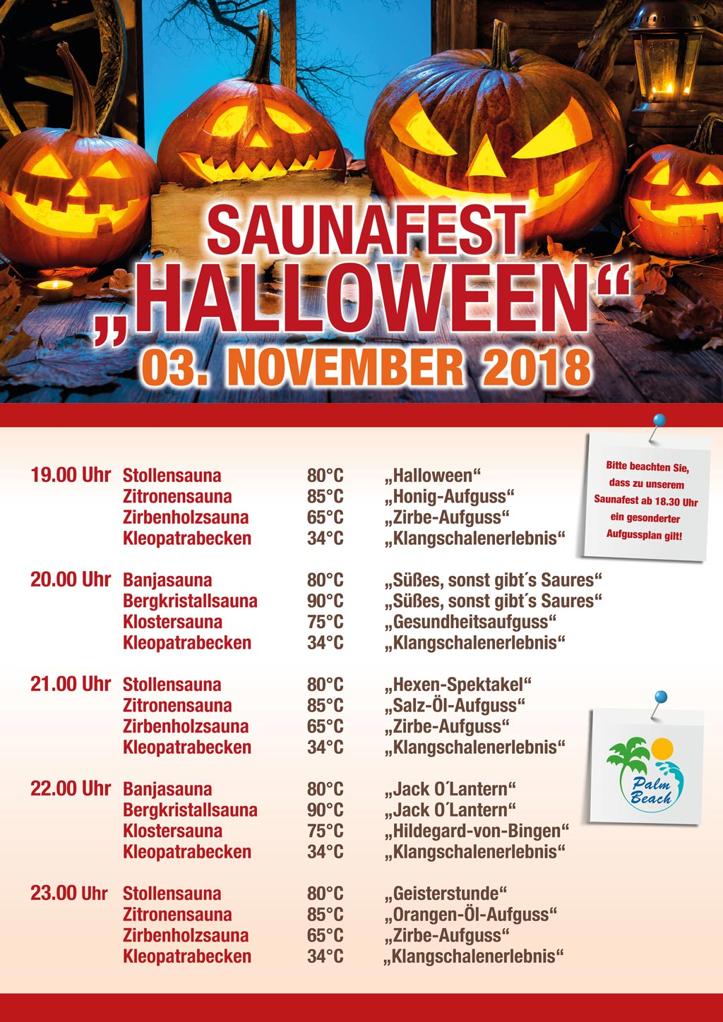 Palm Beach Saunafest-Halloween
